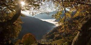 Campolaro - Scorcio panoramico sulla Val Camonica